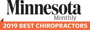 2019 Minnesota Monthly Best Chiropractors